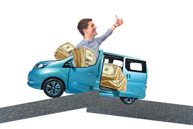 Finance broker car loan